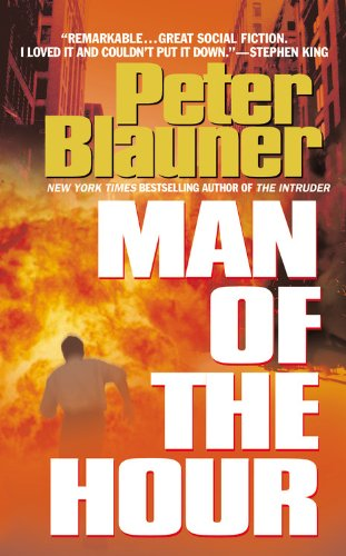 book cover of Man of the Hour