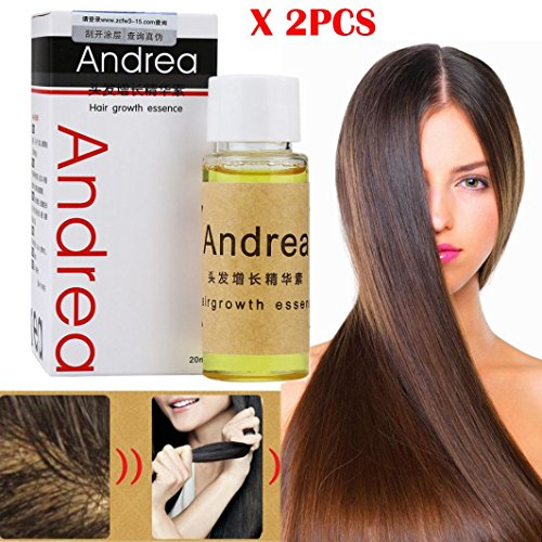 Really Effective Hair Growth Essence, 2 pcs Effective Scalp Nutritious Repair Hair Growth Enhance – 100% Natural Extract Review