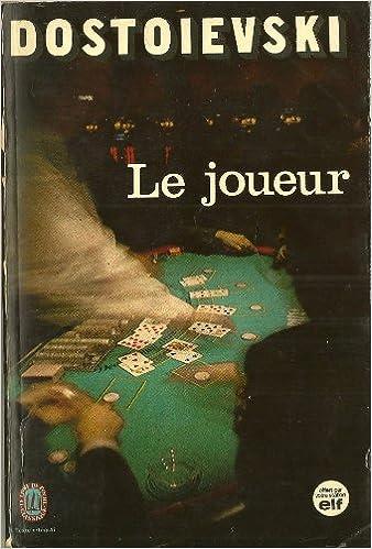 Livres Le Joueur epub, pdf