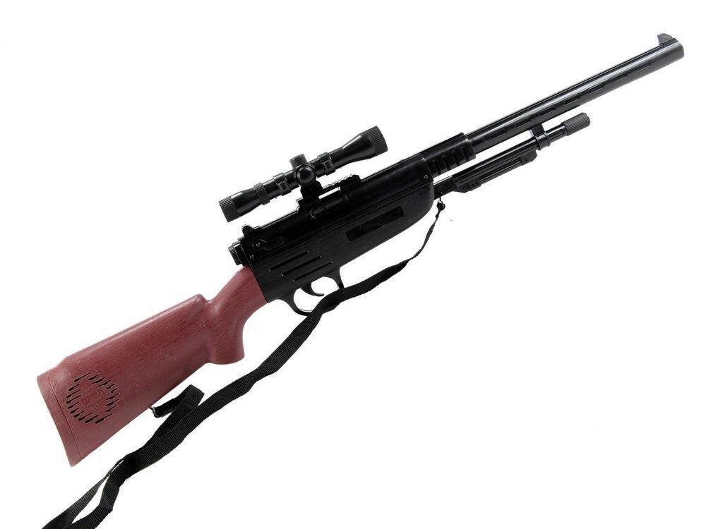 JUINSA Rifle Militar Sonido Real 67cm 2 Colores Surtido A Elegir 1