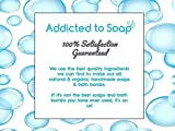 Addicted to Soap - Polysorbate 80 - Bath Bomb