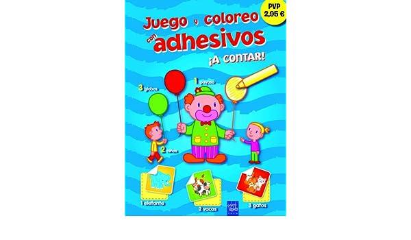 ¡A contar!: YOYO: 9788408111337: Amazon.com: Books