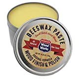 Interstate WoodWorks Beeswax Paste Wood Finish