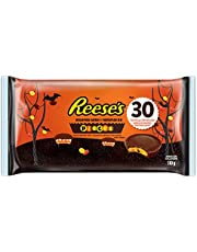 REESE Stuffed with Pieces Bag, Halloween Candy to Share, Bulk Candy, 30 Count (510G)