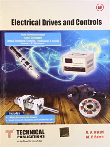Electric Drives And Control By Bakshi Pdf
