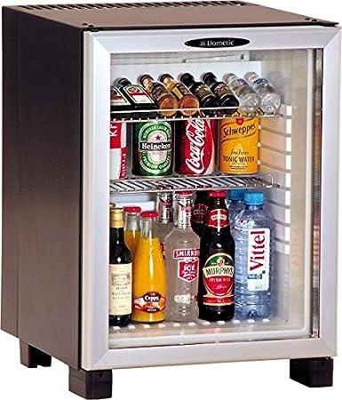 DOMETIC RH 449 LDAG Negro/Glastür Minibar-Nevera, 33 Liter: Amazon ...