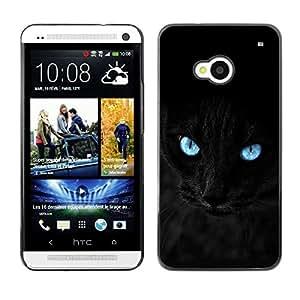 - EYES PET BLACK FELINE PANTHER CAT SIAMESE - - Monedero pared Design Premium cuero del tir???¡¯???€????€?????n magn???&rsquo