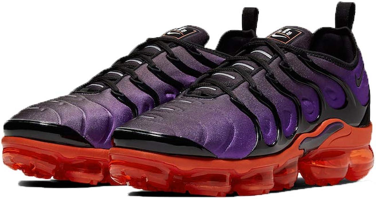 nike vapormax purple black