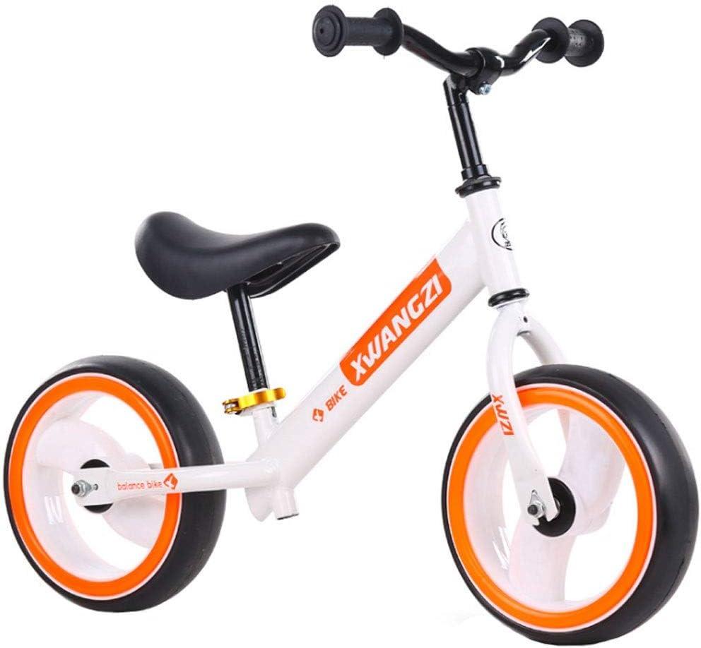 M-YN Bicicleta Niños con Ruedines Bicicleta de Equilibrio for ...