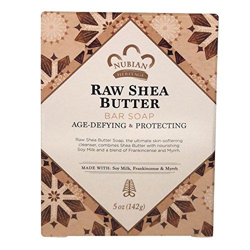 Cheap Nubian Heritage Soap Bar Raw Shea Butter