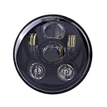 5.75 5 3 4 Inch Black Daymaker Led Headlight for Harley Davidson Triumph Motorcycle