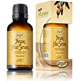 Hair Serum Moroccan Argan Oil - Paraben & Sulfate Free Advanced Blend Treatment to Nourish, Protect and Promote Hair Shine Gloss