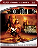 The Scorpion King (Combo HD DVD and Standard DVD)