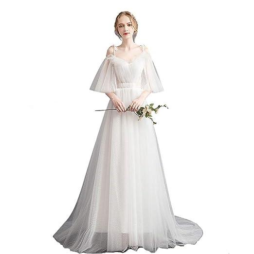 Vestidos de novia de la mujer Vestido de dama de honor de boda ...