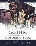 Gothic - Dark Fantasy Coloring Book (Fantasy Art Coloring by Selina) (Volume 6)