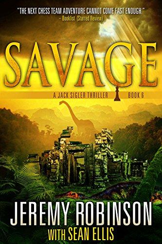 Savage Jack Sigler Thriller Book ebook