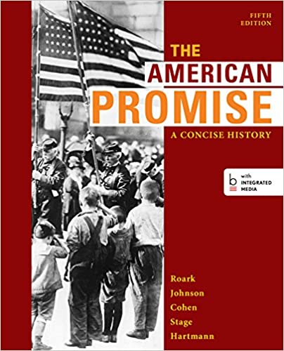 Amazon the american promise a concise history combined volume amazon the american promise a concise history combined volume ebook james l roark michael p johnson patricia cline cohen sarah stage fandeluxe Images