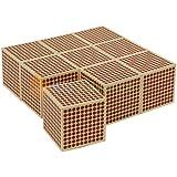 Kid Advance Montessori 9 Wooden Thousand Cubes