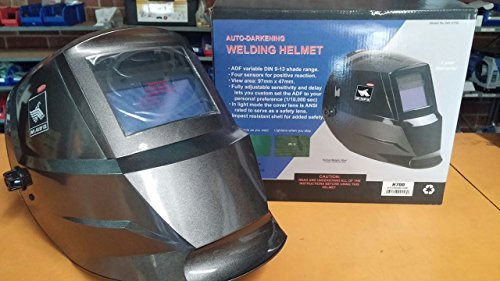 Aleación de soldadura de Oscurecimiento Automático casco por ...