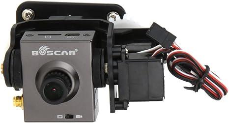 Original Boscam Pan-Tilt 2-Axis Cámara Gimbal PTZ para HD19 ...