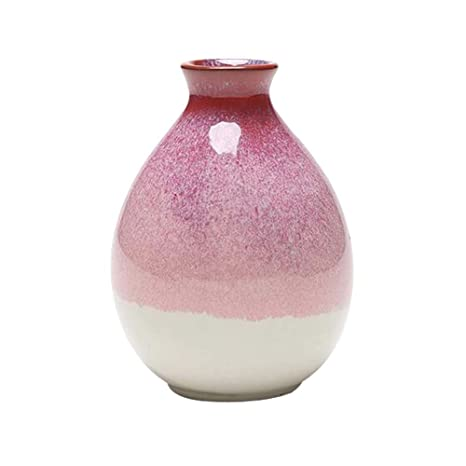 Amazon Sake Bottle Used As A Vasejardiniere Ceramics Flagon