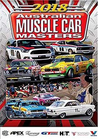 Amazon com: 2018 Australian Muscle Car Masters | NON-USA