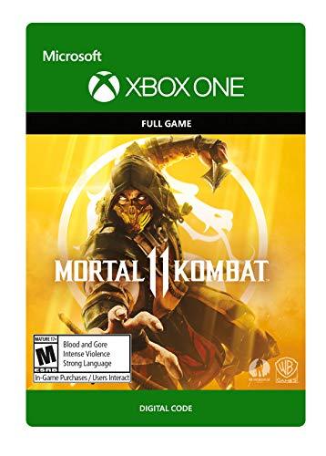 Mortal Kombat 11 - Xbox One [Digital Code]
