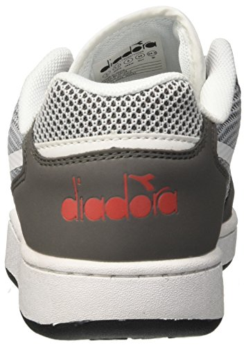 Diadora Twist Playground Grigio Sneaker Uomo Bufera Grigio wpwrqd