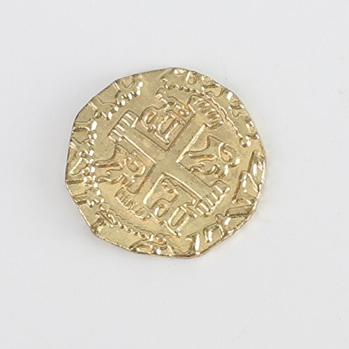 golden metal coins custom metal coins for games by KYLIN