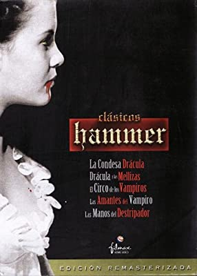 Pack Clasicos De La Hammer (5 Dvd): Amazon.es: Varios: Cine y Series TV