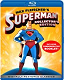 Max Fleischers Superman: Collector's Edition [Blu-ray]