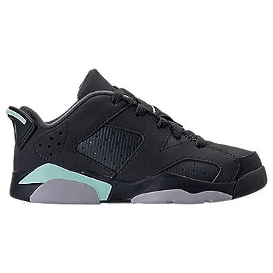 905deb46f65bcd Nike Jordan Girls  Preschool 6 Retro Low GP Basketball Shoes ...