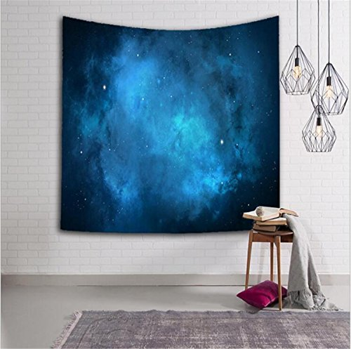 8' Wool Purse (Creative Tapestry, Mysterious Cosmic Pattern Tapestry, Wall Decoration, Outdoor Beach Towel Carpet , #35 , 203x153)