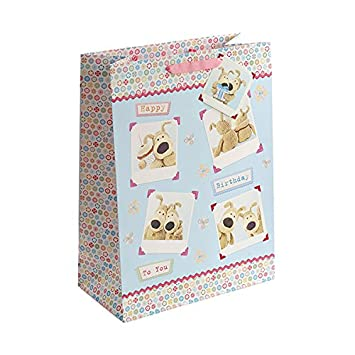 Boofle Extra Large Birthday Gift Bag