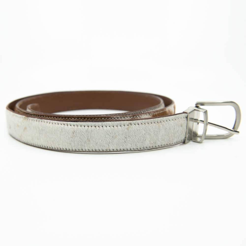 Brown, 60 Inches Cowhide leather belts Brown, 60 Inches