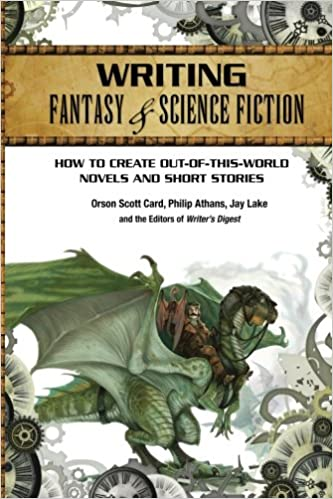 Books for science fiction and fantasy writers