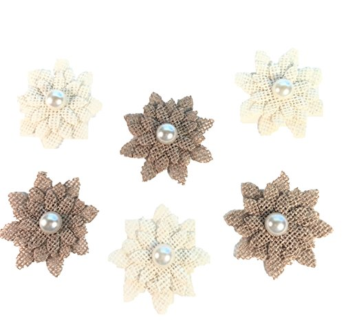 lowers, Ivory & Tan, Embellishments, Cards, Scrapbooks, Frames, Boxes, Elegant Blooms & Things ()