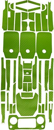 Titan Drones Skin for DJI Mavic Pro (Lime Green Carbon (Mavic Carbone)