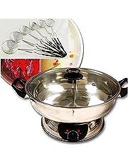 Sonya Shabu Shabu Hot Pot Electric Mongolian Hot Pot
