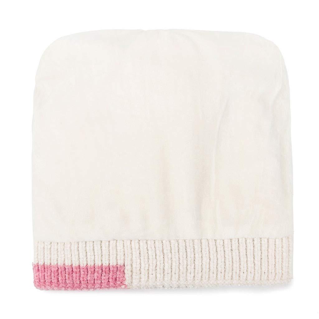 Skull Beanie Cap Winter Women Slouchy Chunky Ski Faux Fur Pompom Hat Letter Print BOIYI Knit Faux Fleece Liner Warm Bobble Hat