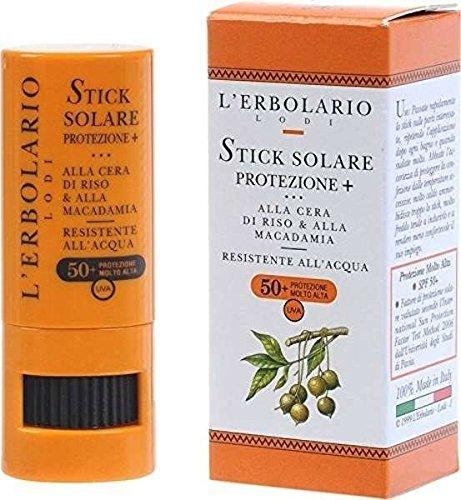 L 'erbolario Sun stick per viso con SPF 50Plus L' Erbolario 086.398