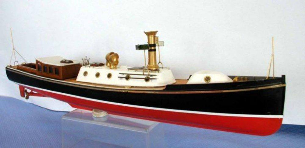Amazon.com: Marino de la respuesta – Modelo Ship Kit por ...
