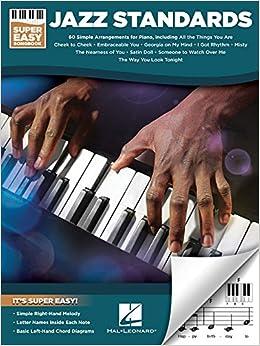 \\TOP\\ Jazz Standards - Super Easy Songbook. codigos October Nueva Jueves Android