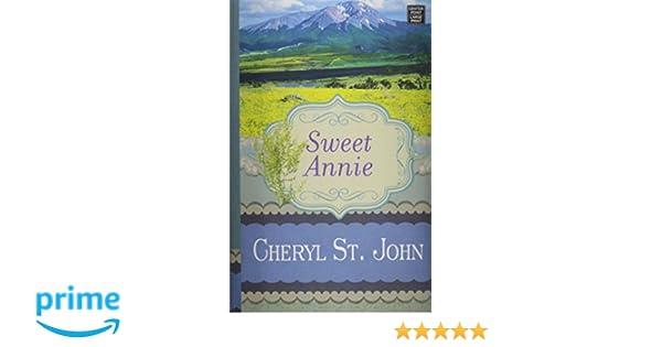 sweet annie st john cheryl