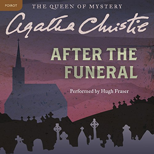 Bargain Audio Book - After the Funeral  A Hercule Poirot Myste