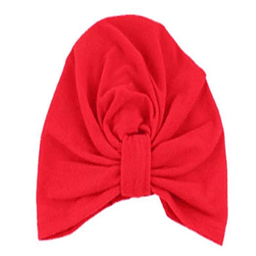 b0be7d4a Amazon.com: New Infant Headdress Head Piece Hood Cap Baby Hat Cute Warm  Comfortable Hat (1): Clothing