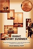 Rhine Army Summer, Colin Boxall-Hunt, 0595483003