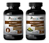Product review for anti-aging vitamins - ANTI WRINKEL - NONI - noni pills - (2 Bottles Combo)
