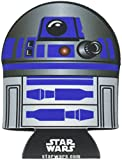 ICUP Star Wars R2D2 Diecut Can Sleeve, Silver