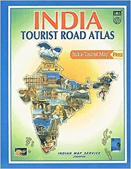 India Road Map Book